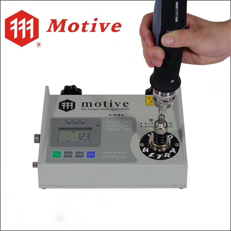 扭力测试仪中精度转接器的使用说明