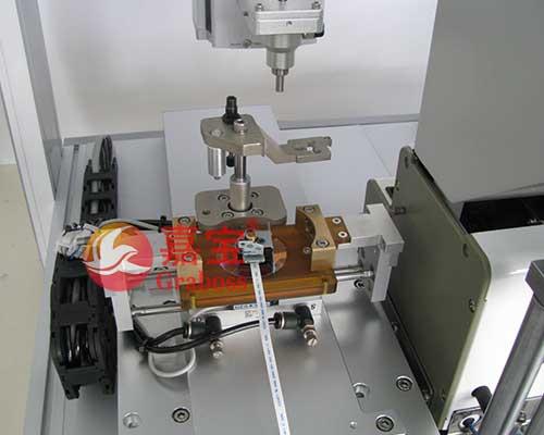 嘉宝锁投影仪色板自动锁螺丝机案例